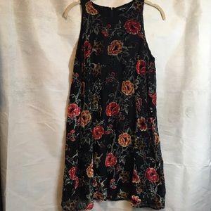 Miss Me A-line sleeveless dress